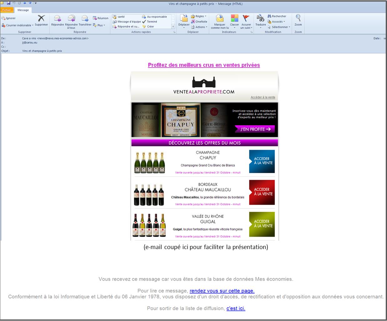e-mail e-mailing
